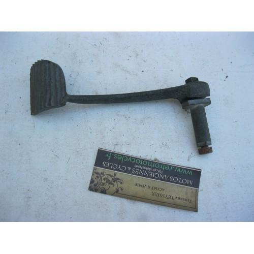 """Pédale de frein 125 MOTOBECANE D45 """"bronze"""""""