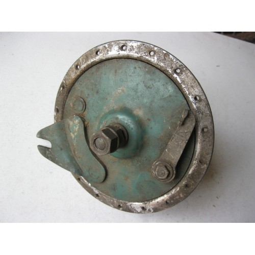 Moyeu de roue avant RAVAT 125