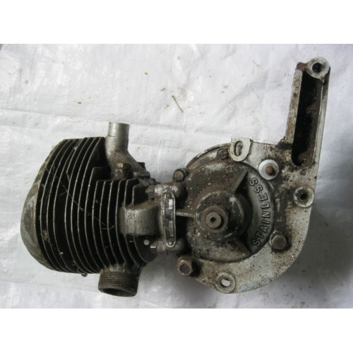 Moteur STAINLESS 125