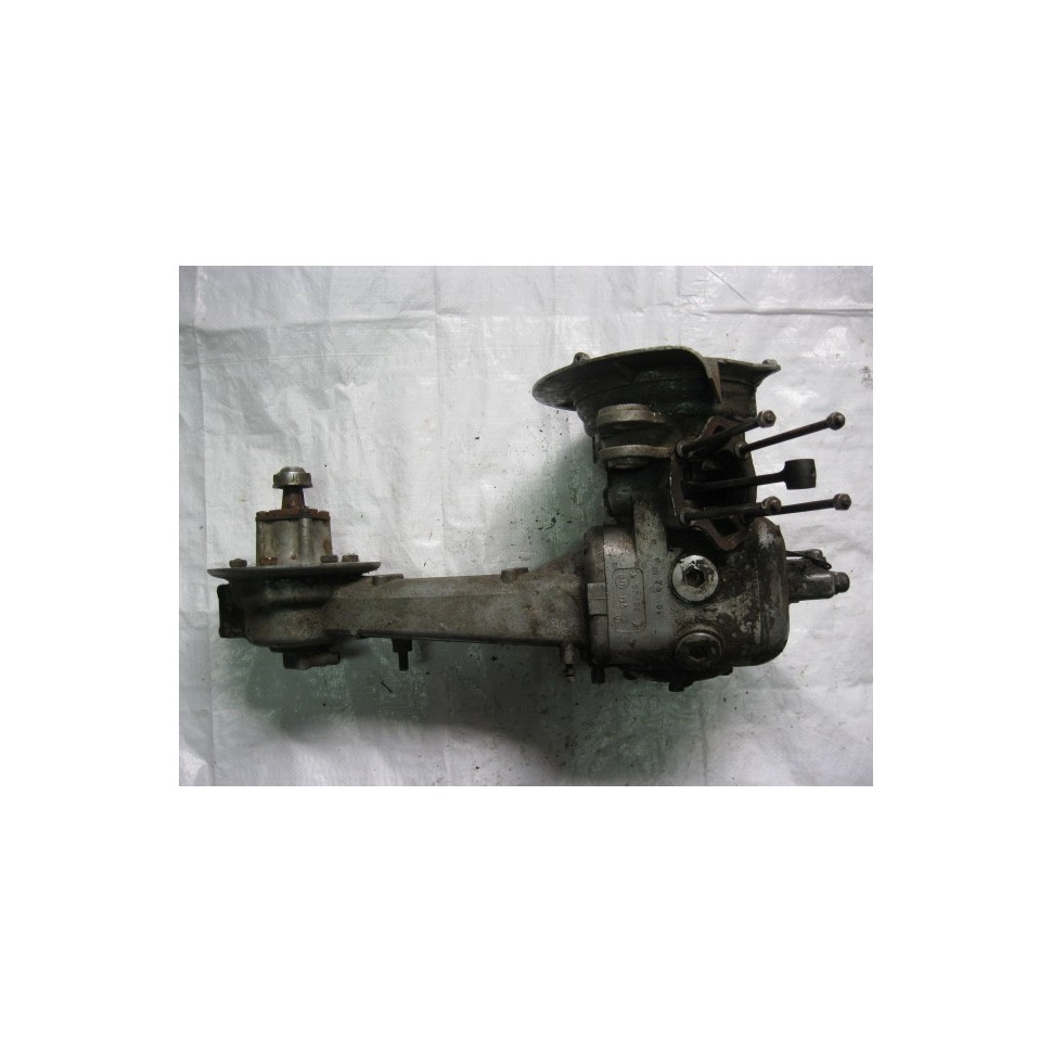 Bas moteur LAMBRETTA 125 LD